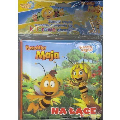 Pszczółka Maja Wesoła kąpiel - Na łące Praca zbiorowa, oprawa broszurowa