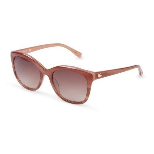 Okulary przeciwsłoneczne damskie LACOSTE - L819S 2987-99 - fotografia Okulary  przeciwsłoneczne damskie LACOSTE - L819S 2987 dd0806b80e