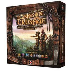 Robinson crusoe: przygoda na przeklętej wyspie (edycja gra roku) - marki Portal games
