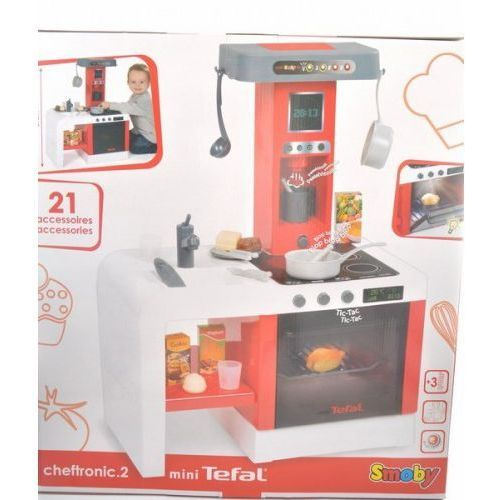Kuchnia Tefal Cheftronic Mini 2 24114 Smoby