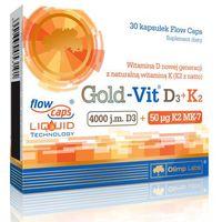 Olimp Gold-Vit® D3+K2 30 kaps (5901330053191)