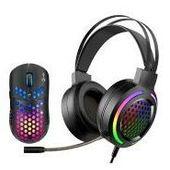 Marvo MH01BK słuchawki + mysz M399