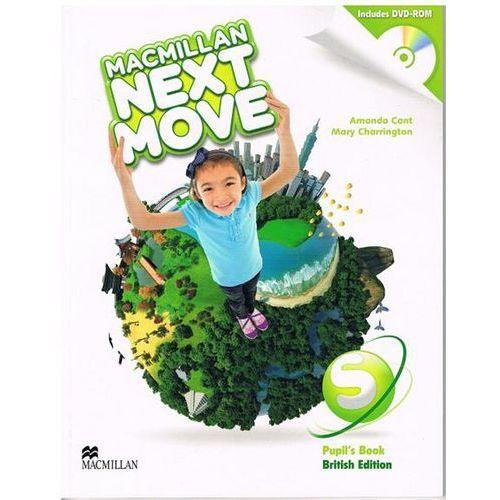 Macmillan Next Move Starter. Podręcznik + DVD (111 str.)