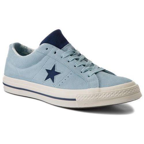 Tenisówki One Star Ox 160585C Ocean BlissNavyEgret, w 26 rozmiarach (Converse)