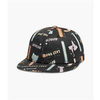 czapka z daszkiem DIAMOND - Viva Unconstructed 6 Panel Cb Black (BLK)