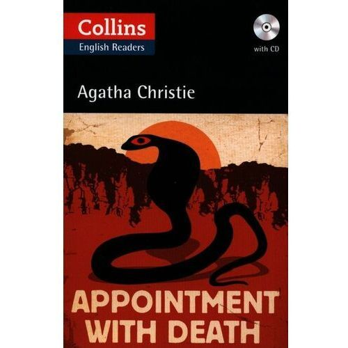 Appointment with death with CD (128 str.)