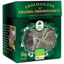 Zielona herbata  DARY NATURY - herbatki BIO