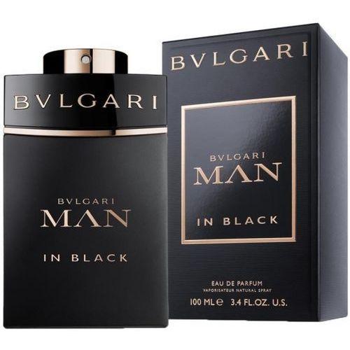 Bvlgari man in black woda perfumowana 100ml - zdjęcie Bvlgari man in black woda perfumowana 100ml
