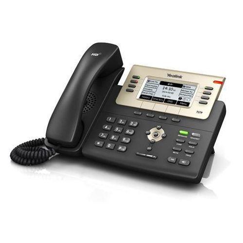 Telefon Yealink SIP-T27P Darmowy odbiór w 21 miastach!