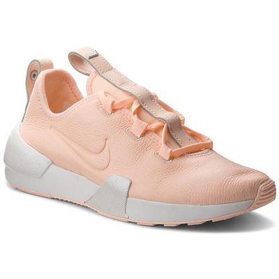 Półbuty damskie Nike, Rodzaj obcasa: płaska podeszwa, Kolor