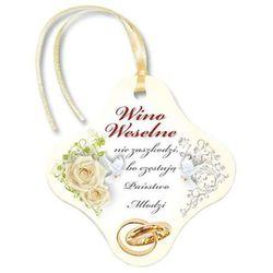 Ozdoby alkoholu weselnego DekoracjePolska PARTYuMARTY
