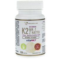 Progress Labs Witamina K2 Vita-MK7 100 mcg - 120 tabletek (5906660414599)