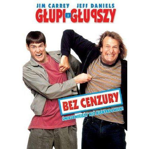 Głupi i głupszy (DVD) - Peter Farrelly OD 24,99zł DARMOWA DOSTAWA KIOSK RUCHU