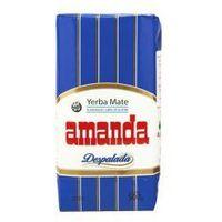 Yerba Mate AMANDA 0,5kg despalada (bez patyków)