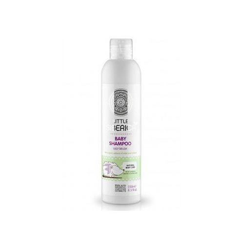 Szampon dla dzieci ułatwiający rozczesywanie włosów z organicznym ekstraktem z fiołka i malwy Natura siberica