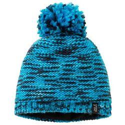 Jack wolfskin Czapka kaleidoscope knit cap kids