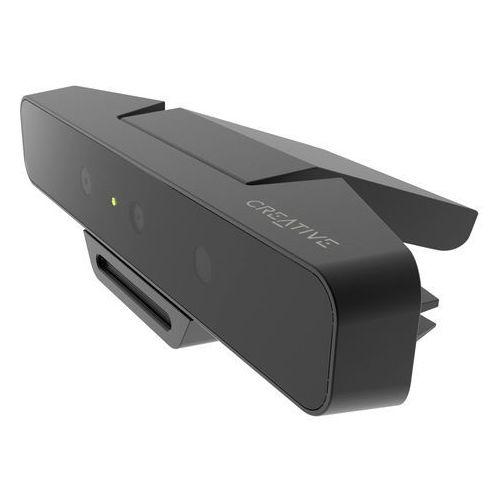 Creative Kamera internetowa creative blasterx senz3d, webcam - usb 3.0 - 73vf081000000 darmowy odbiór w 21 miastach! (5390660190650)