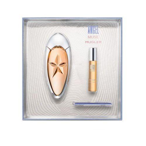 Thierry Mugler Angel Muse, Zestaw podarunkowy, woda perfumowana 50ml + woda perfumowana 9ml