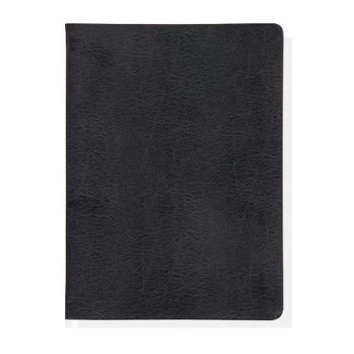 Leather Journal Flanders Black (9781441306203)