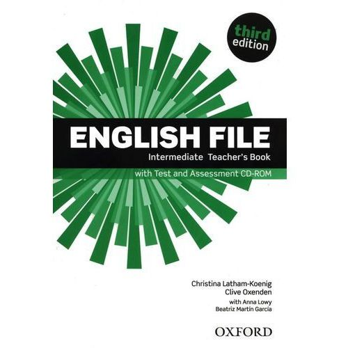 English File Third Edition Intermediate książka nauczyciela (2013)
