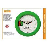 Zegar reklamowy kolor szeroka ramka /270mm, ATE820