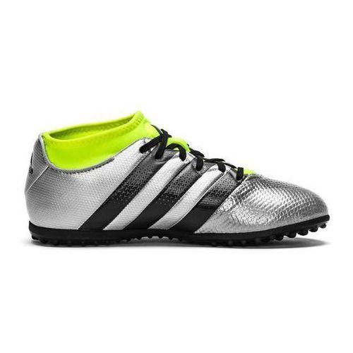 a0594ac43b68c Adidas Buty aq3433 primemesh ace 16.3 (rozmiar 35) srebrny + darmowy  transport!