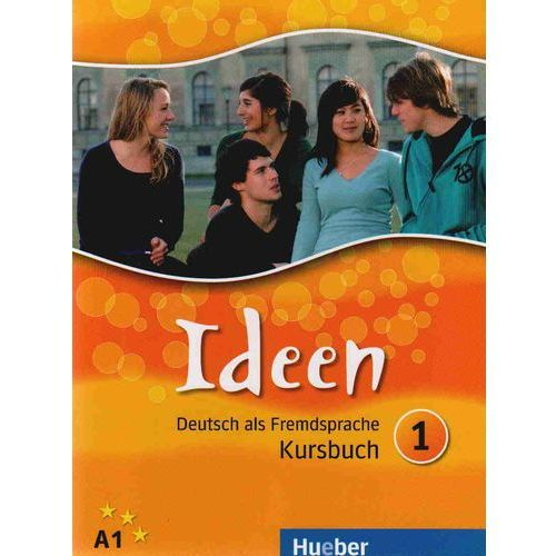 Ideen 1. Kursbuch ( podręcznik ) (9783190018239)