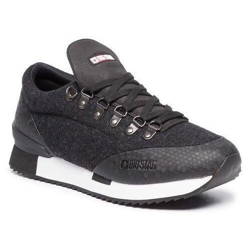 Sneakersy BIG STAR - EE174486 Black