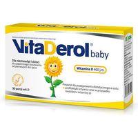 Kapsułki VITADEROL Baby x 30 kapsułek twist-off