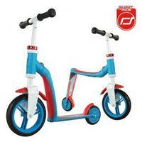 Scootandride Highwaybaby 2w1 hulajnoga i rowerek 1+ blue, , kategoria: hulajnogi dla dzieci