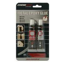 Klej Metal Epoxy Glue dwuskładnikowy epoksydowy 5min