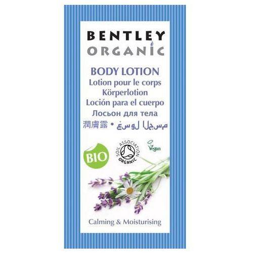 Bentley organic - mleczko do ciała z lawendą i rumiankiem - łagodzące
