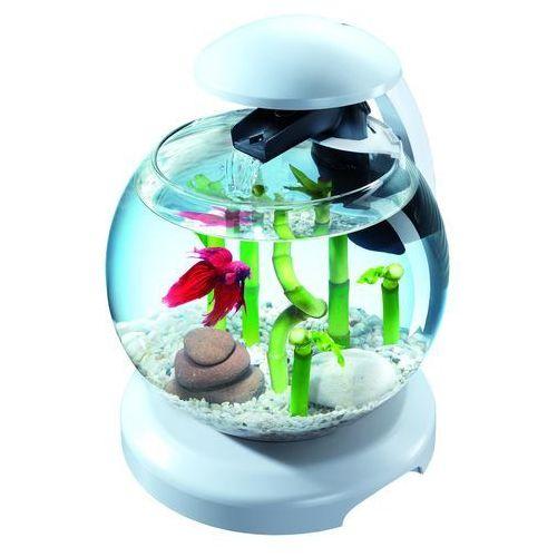Tetra cascade globe-szklana kula z filtrem biała- rób zakupy i zbieraj punkty payback - darmowa wysyłka od 99 zł