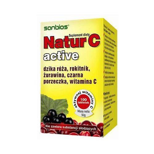 Natur C Active 100 tabl