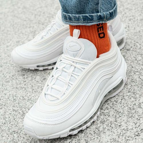 Buty sportowe air max 97 gs (921522-104) marki Nike