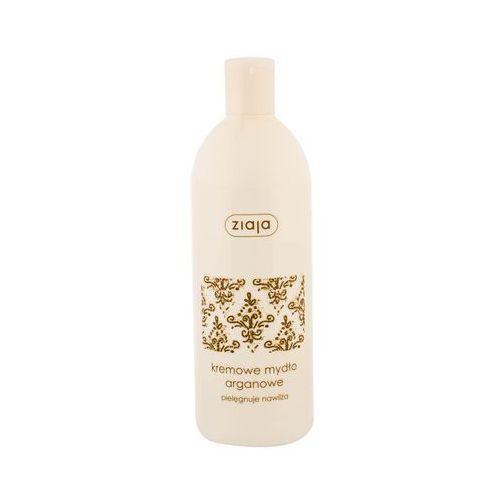 ZIAJA Arganowe kremowe mydło pod prysznic 500 ml - Promocyjna cena