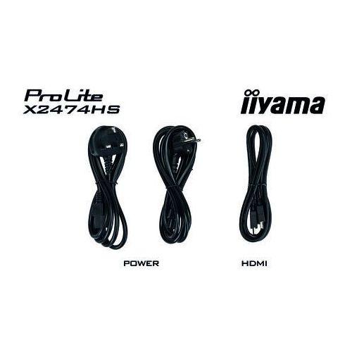 LED Iiyama X2474HS