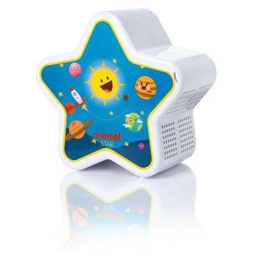 inhalator star baby dla dzieci marki Medel