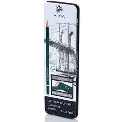 Ołówki szkolne  ASTRA papiernicze filper