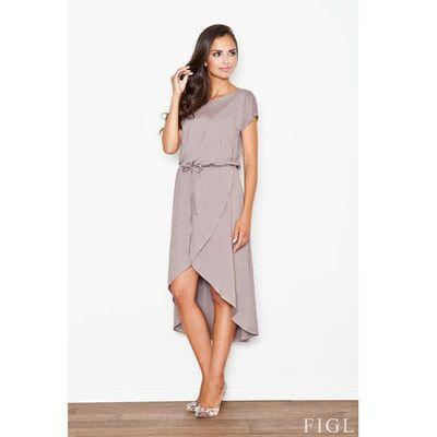 Tylko na zewnątrz suknie sukienki mietowa szyfonowa sukienka z krysztalkami w pasie BK74
