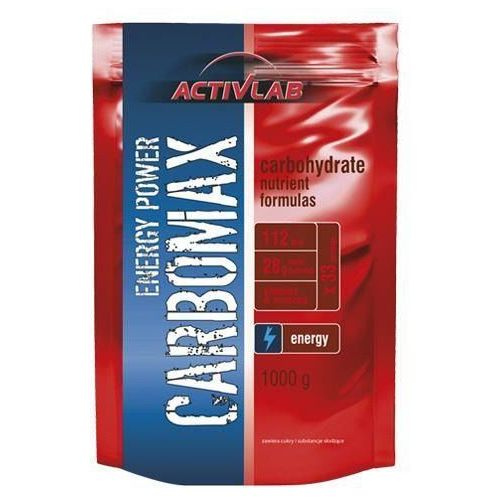 ACTIVLAB Carbo Max - 1000g - Strawberry