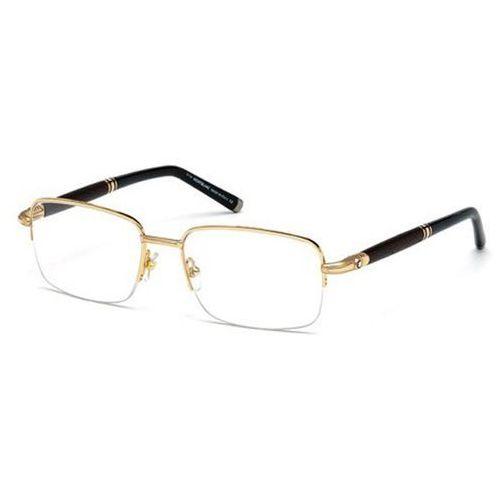 Okulary korekcyjne mb0534 028 Mont blanc
