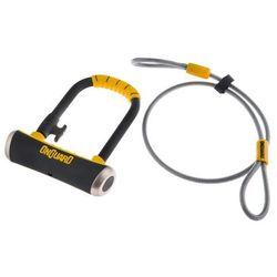 Zamknięcie pitbull mini 8008 u-lock + linka 120cm - 14mm 90mm 140mm - 5x klucze z kodem marki Onguard