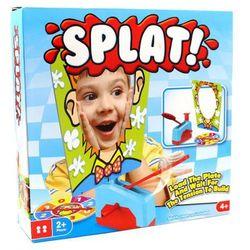 Gra Splat Face - Zachowaj twarz