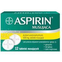 Tabletki Aspirin Musująca (Ultra Fast) x 12 tabletek musujących