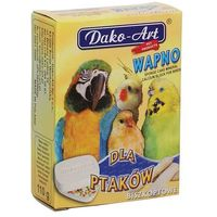 Dako-art  wapno biszkoptowe dla ptaków 2szt. (5906554356240)