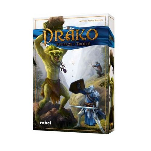 Rebel Drako: rycerze i trolle (5902650613614)