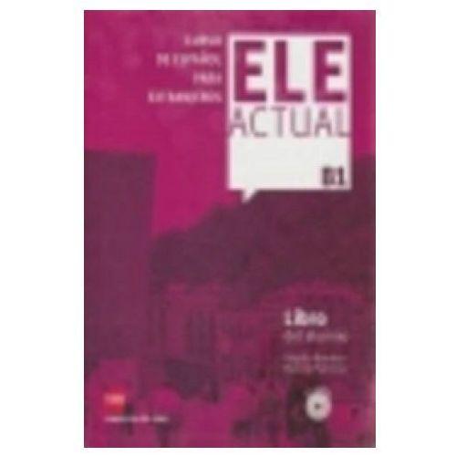 ELE Actual B1 podręcznik +CD audio - Borobio Virgilio, Palencia Ramon, Nowela