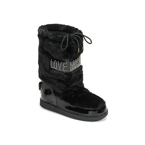 Śniegowce Love Moschino JA1509, kolor czarny