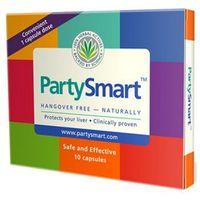 Himalaya PartySmart 10 kaps. (8901138510824)
